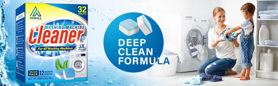 Deep clean formula