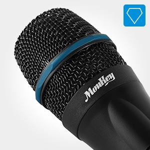 Wireless Dynamic Handheld Microphone