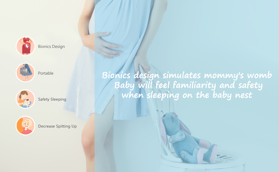 Gorsetle Baby Lounger's Design