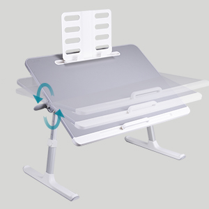Multi-angle lap desk