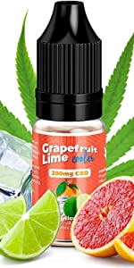 200 mg Grapefruit Lime Cooler