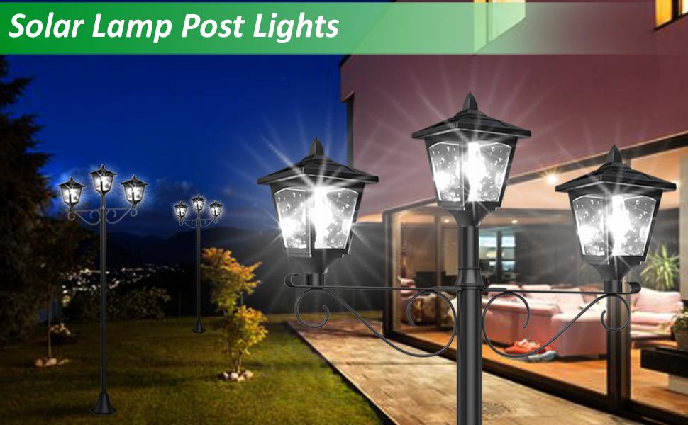 Post lights