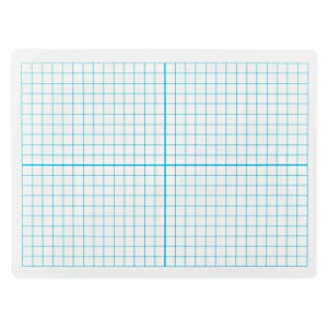 Dry Erase Lapboards with Grid