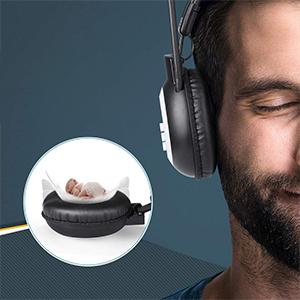 Headphone Radio FM Stereo Headset Radio