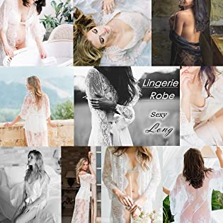 long robe lace