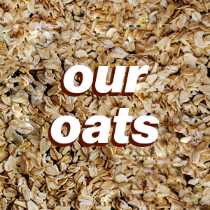 MadeGood oats are sourced ethically and made from the highest quality of ingredients.