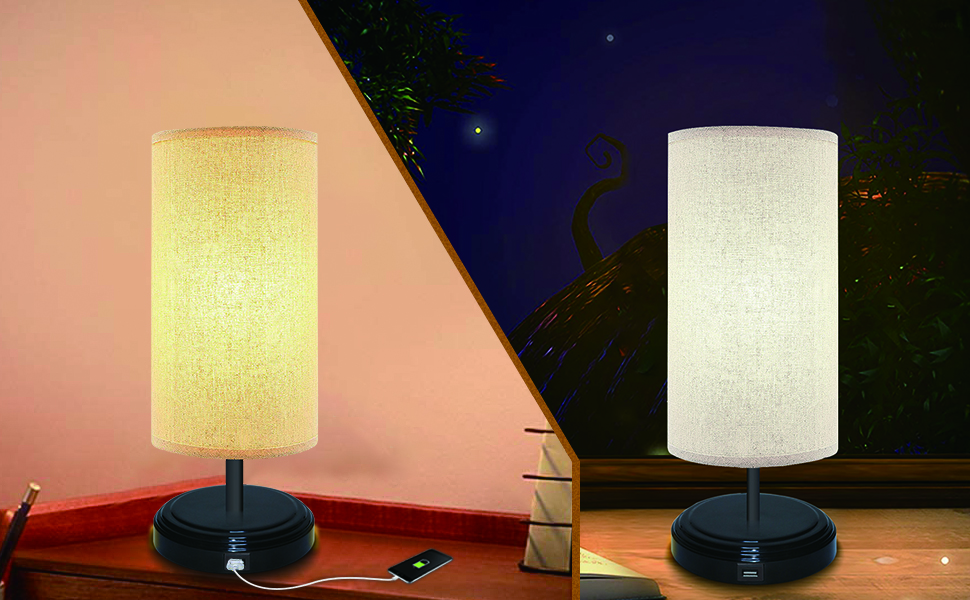 frontale rechargeable lecture lampes desk ronde vintage abajou lampe a poser