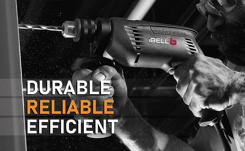 Durable , Reliable , Efficient