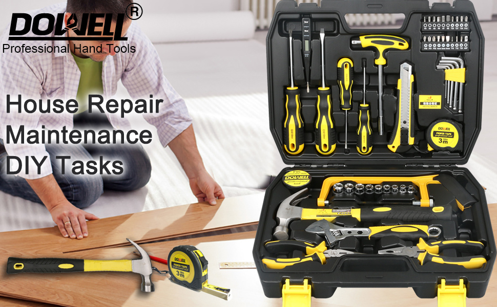 household tool set homeowner tool set