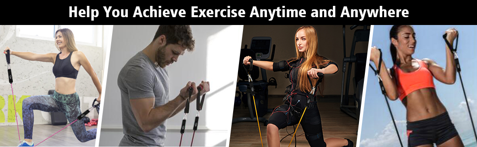 EXERCISE ANYTIME