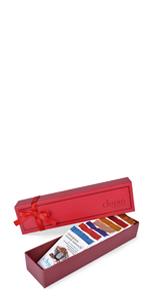 Assorted Mini Dark amp; Milk Chocolate Gift Box (Pack of 8)