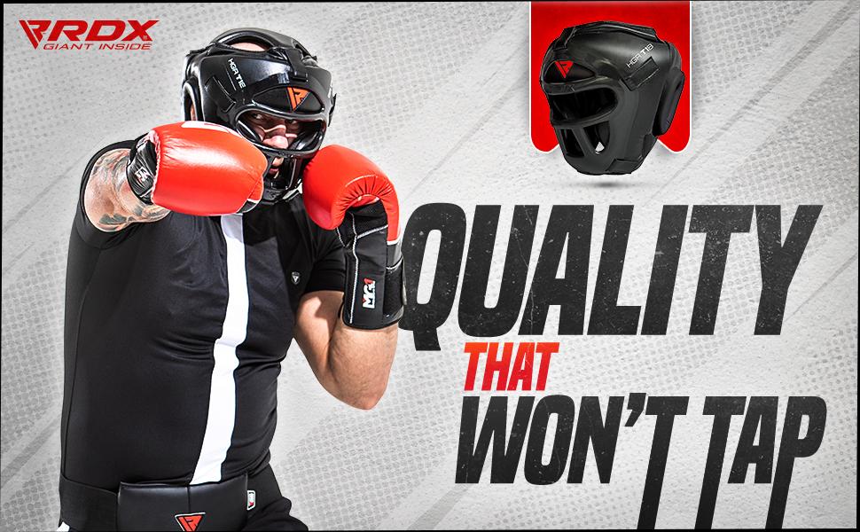RDX Cascos Boxeo MMA Kickboxing Sparring Casco Protector Entrenamiento Lucha: Amazon.es: Deportes y aire libre