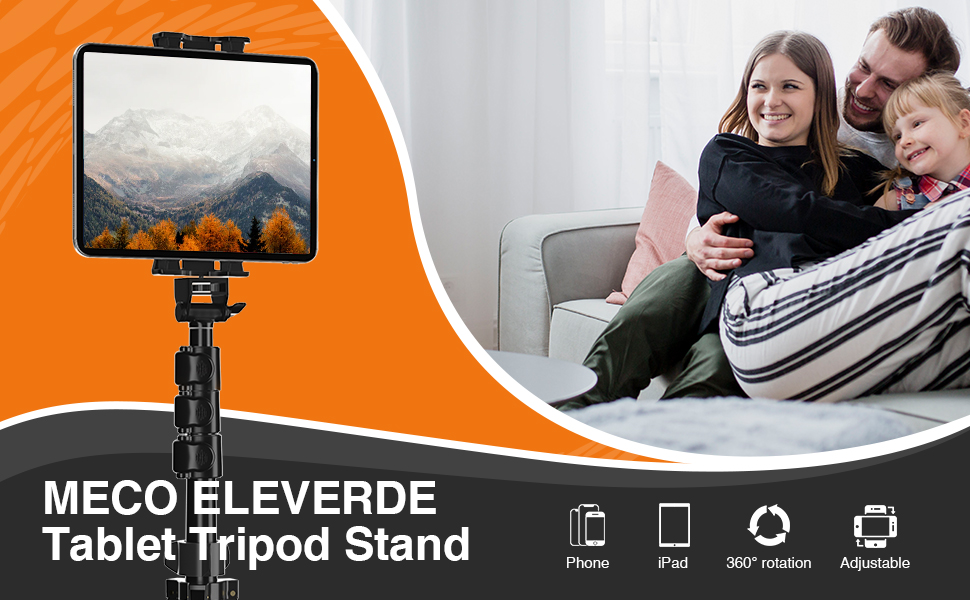 Tripod Stand for iPad