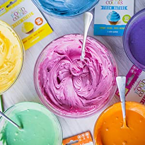 Plant Based ColorKitchen Food Coloring