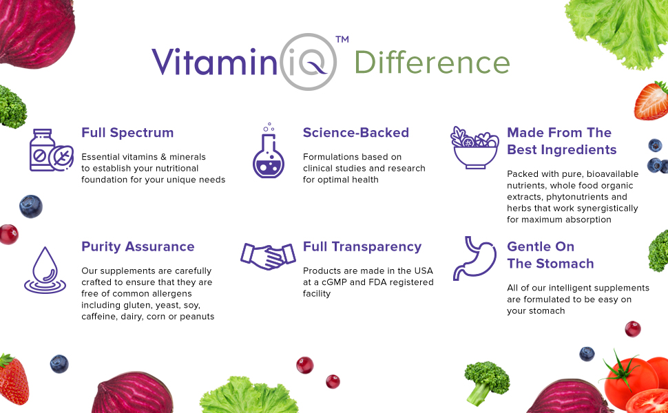 whole food multivitamin supplements