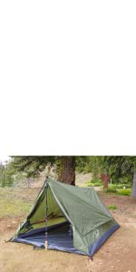tent poles 2 person lightweight ultralight waterproof small easy setup outside outdoors hiking camp