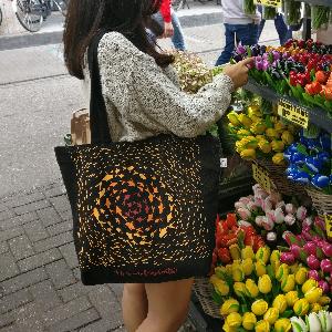 Shopping large tote bag