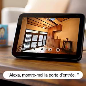 Fonctionne avec Alexa
