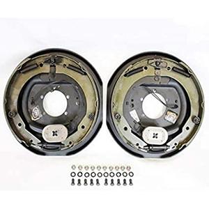 "Southwest Wheel New 12"" X 2"" TruRyde Trailer Electric Brake Assembly (1 Right + 1 Left)"