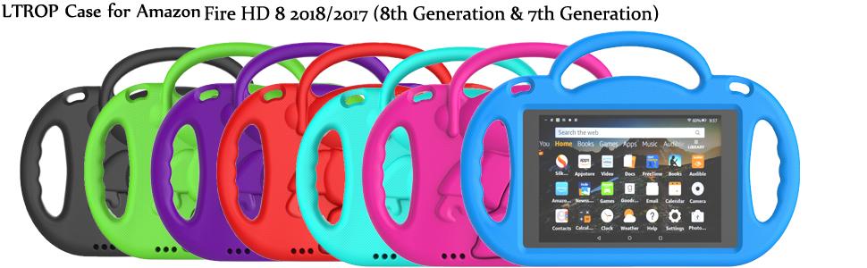 fire hd 8 case fire hd 8 tablet case fire hd 8 cases fire hd 8 tablet cases fire hd 8 2018 case kids