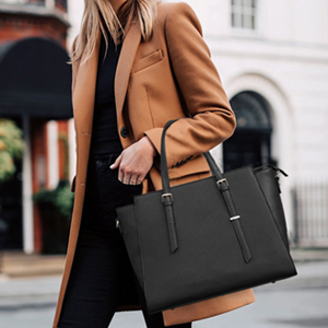 leather laptop bag for women