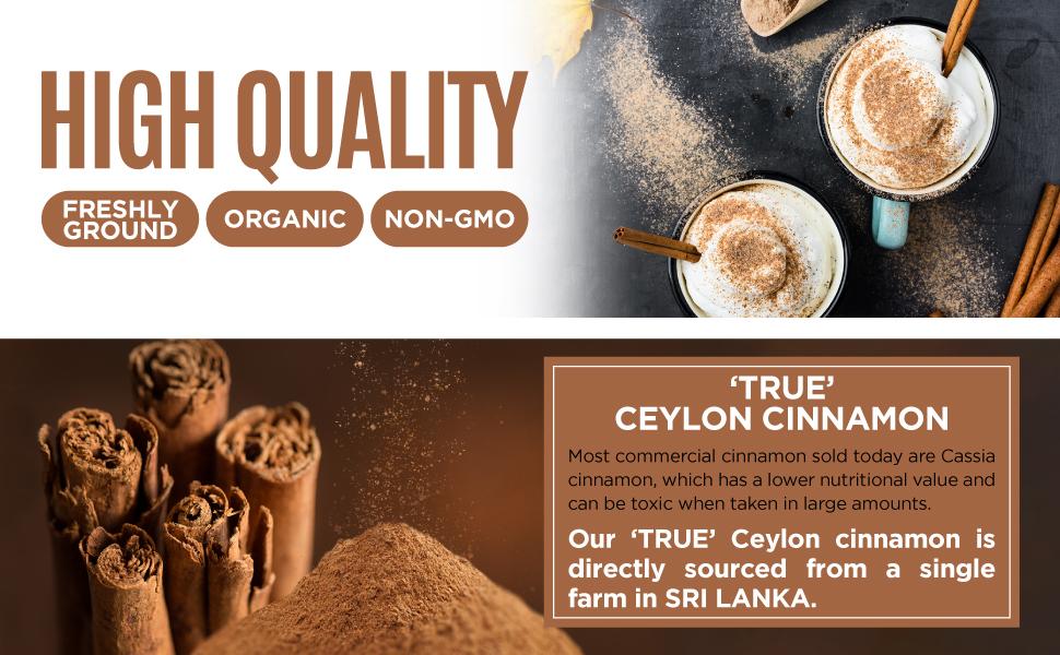 kiva high quality organic true ceylon cinnamon