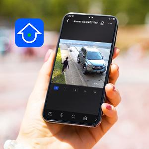 Remote Access & Motion Alerts