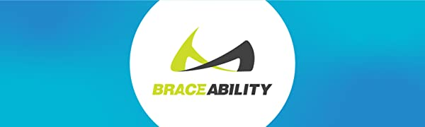 BraceAbility Industrial Back Brace for working at a warehouse