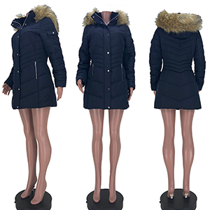 ladies women's teen puffer coat women down jacket down coats jackets for women