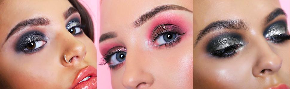 Molten Metal Glitter Eyeshadow