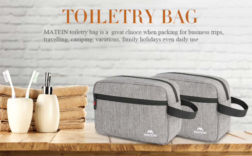 Matein Travel Toiletry Bag
