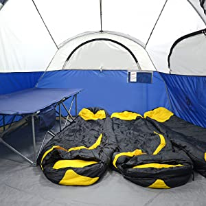 Tent tents for camping coleman 6 8 10 person family Dome cabin waterproof portable easy set hiking