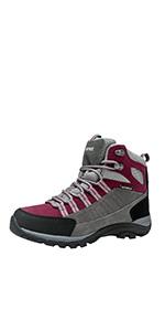 EU 36-46 Chaussure de Marche Trekking Montagne Sport Chaussures de Trail Running Ext/érieure Antid/érapant Semelle Impermeable L/ég/ères riemot Chaussures de Randonn/ée Basses Femme Homme