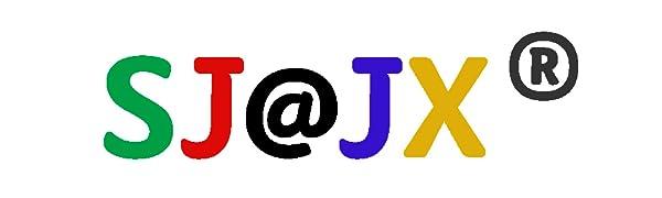 SJ@JX brand logo