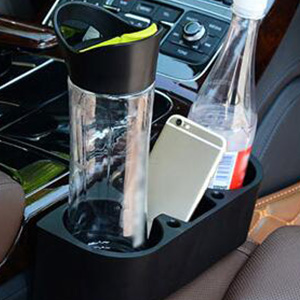 Multifunctional sewing cup holder
