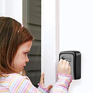 Cassaforte per chiavi