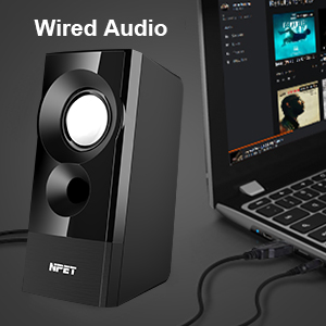 WIRED AUDIO