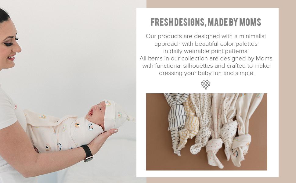 organic cotton baby clothing romper bodysuit onesie zippered button sleep gown makemake organics