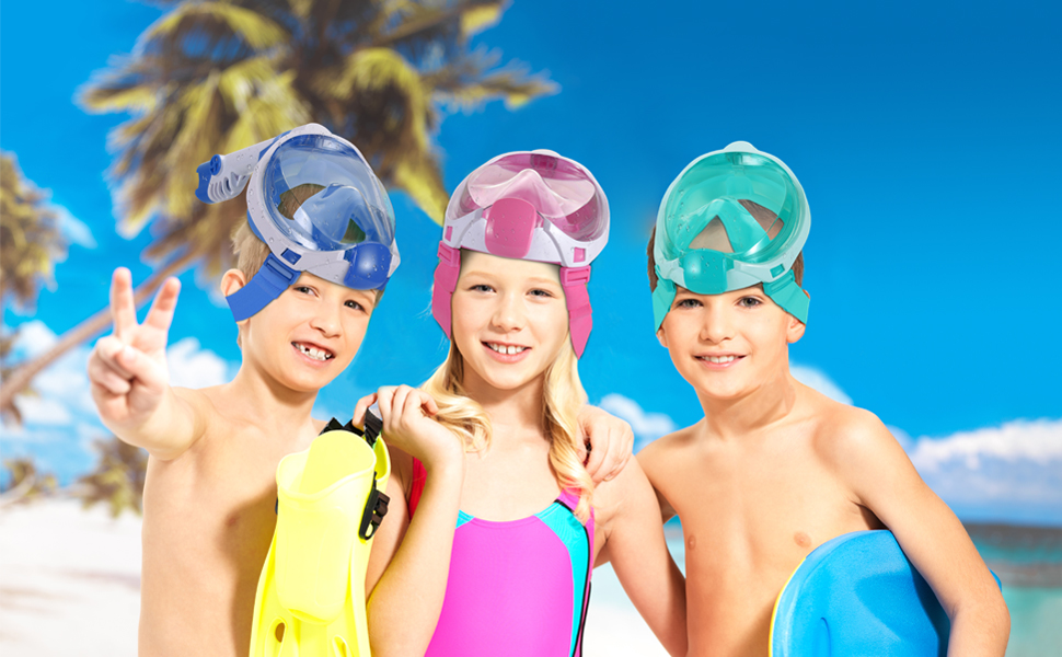 snorkel mask for kids