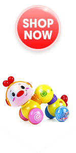 Press and Go Baby Toys