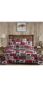 mens bedspread set