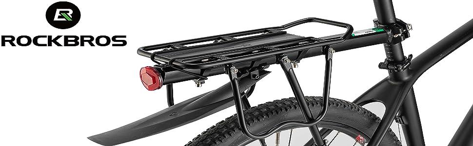 ROCKBROS Bagagerek Voor Mountainbikes