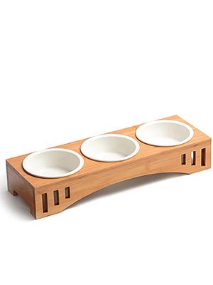 pets  elevated pet bowl