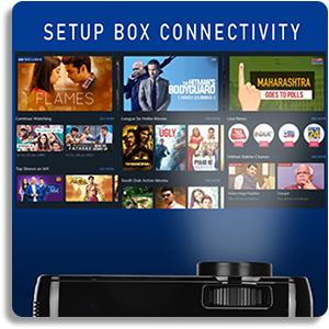 Everycom Setup Box Connectivity