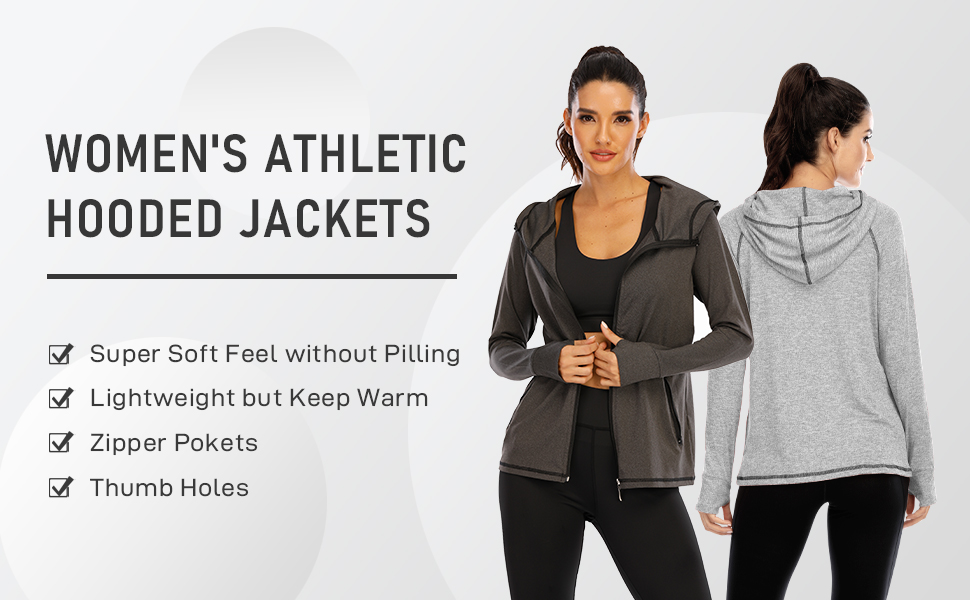 athletic jackets