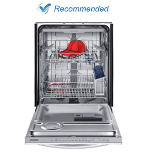 cap washer for dishwasher