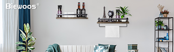 Biewoos Wall Shelf