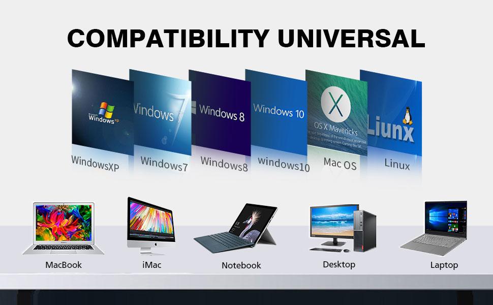 Wide Compatibility