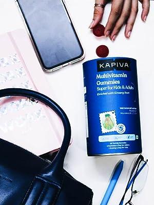 kapiva,ayurveda,health,wellness,multivitamin,gummies,kids,adults,nutrition,healthy,candy