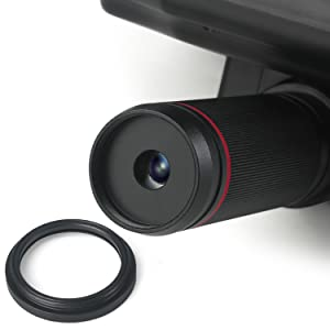 uv filter to protect the lens